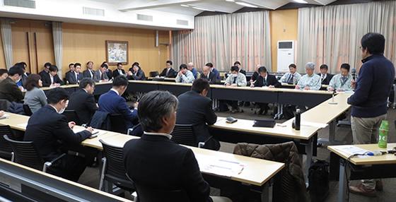 【平成27年度 地域防災研究会 開催状況】